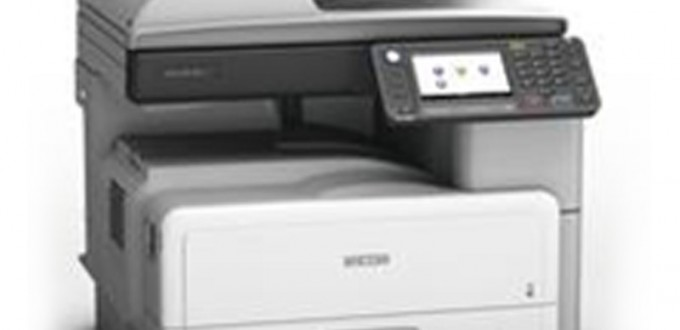 mp301 printer ricoh sbm